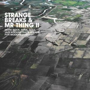 Covermotiv - Strange Breaks & Mr. Thing II