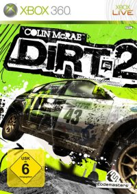 Titelmotiv - Colin McRae: DiRT 2