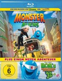 Titelmotiv - Monster und Aliens