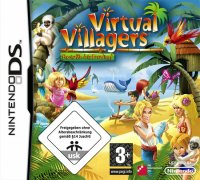 Titelmotiv - Virtual Villagers - Erschaffe dein Paradies