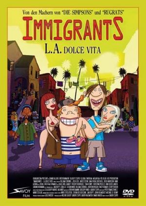 Titelmotiv - Immigrants - L.A. Dolce Vita