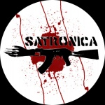 Covermotiv - Satronica - Life Blood Pain Death E.P.