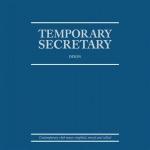 Covermotiv - Dixon - Temporary Secretary