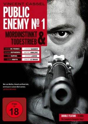 Titelmotiv - Public Enemy No.1