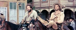 legendär, Bud Spencer (der Kleine) und Terrence Hill (der müde Joe) - Vier Fäuste für ein Halleluja