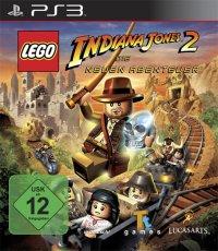 Titelmotiv - LEGO Indiana Jones 2 - Die neuen Abenteuer