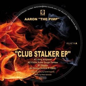 Covermotiv - Club Stalker EP