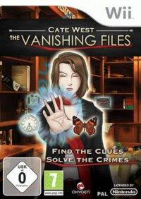 Titelmotiv - Cate West: The Vanishing Files