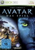Packshot - James Cameron's Avatar - Das Spiel