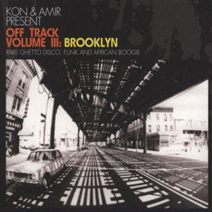 Covermotiv - Off Track Vol. III: Brooklyn