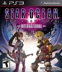 Titelmotiv - Star Ocean - The Last Hope