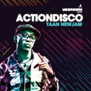 Covermotiv - Actiondisco
