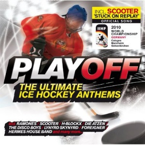 Covermotiv - Playoff - The Ultimate Ice Hockey Anthems