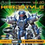 Covermotiv - Various Artists - Hardstyle Vol. 20