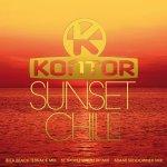 Covermotiv - Various Artists - Kontor Sunset Chill 2010