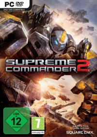 Titelmotiv - Supreme Commander 2