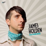 Covermotiv - Various - James Holden - DJ-Kicks