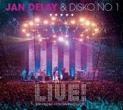 Covermotiv - Jan Delay & Disko No.1 - Wir Kinder vom Bahnhof Soul - Live
