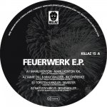 Covermotiv - Various - Feuerwerk EP
