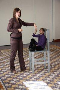 """Erlebnisausstellung """"Sachsens tourdersinne 2010"""""""