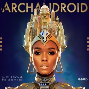 Covermotiv - The ArchAndroid