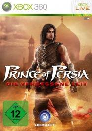 Packshot - Prince of Persia: Die vergessene Zeit