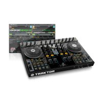 Native Instruments TRAKTOR KONTROL S4 - Ankündigung