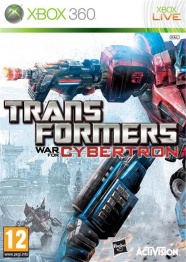 Packshot - Transformers: Kampf um Cybertron