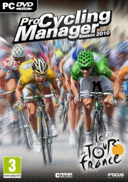 Packshot - Tour de France 2010 - Der offizielle Radsport-Manager