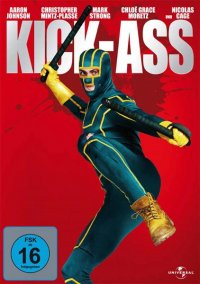 Titelmotiv - Kick-Ass