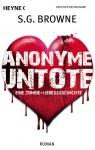 Covermotiv - Anonyme Untote