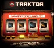 Sonderaktion für Native Instruments TRAKTOR und TRAKTOR SCRATCH