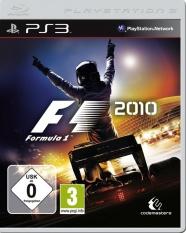 Packshot - F1 2010