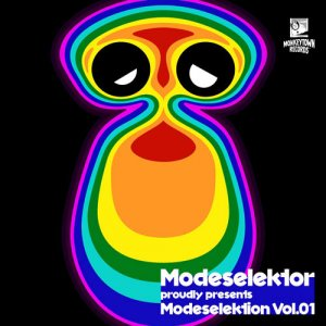 Covermotiv - Modeselektion Vol.01