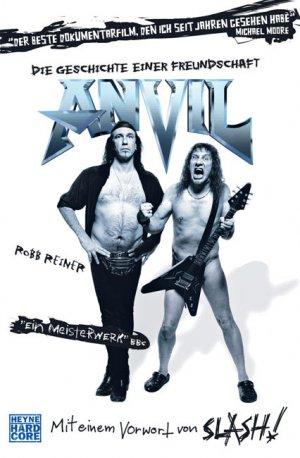 Titelmotiv - Anvil – Die Geschichte einer Freundschaft
