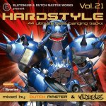 Covermotiv - Various Artists - Hardstyle Vol. 21