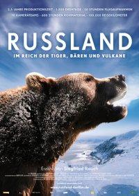 Titelmotiv - Kinostart: Russland - Im Reich der Tiger, Bären und Vulkane