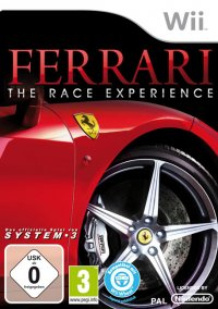 Titelmotiv - Ferrari - The Race Experience