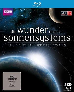 Titelmotiv - Die Wunder unseres Sonnensystems - Nachrichten aus der Tiefe des Alls