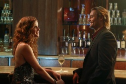 Charlotte Lewis (Rebecca Mader) und James 'Sawyer' Ford (Josh Holloway) - Lost - Die komplette 6. Staffel