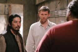 Dogen (Hiroyuki Sanada), Jacob (Mark Pellegrino), Hugo 'Hurley' Reyes (Jorge Garcia) - Lost - Die komplette 6. Staffel