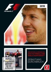 Titelmotiv - Formel 1 - Der offizielle Rückblick 2010