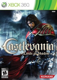 Packshot - Castlevania: Lords of Shadow