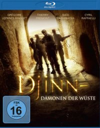 Titelmotiv - Djinn - Dämonen der Wüste