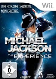 Packshot - Michael Jackson - The Experience