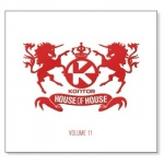 Covermotiv - Various - Kontor House of House Vol. 11