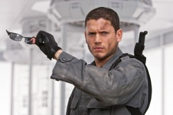 Chris Redfield (Wentworth Miller), Bildmaterial © Constantin - Resident Evil: Afterlife