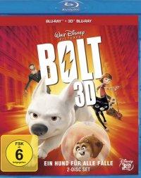 Titelmotiv - Bolt - Ein Hund für alle Fälle 3D