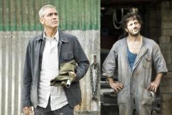 Jack / Edward (George Clooney) und Fabio (Filippo Timi) - The American