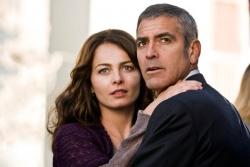 Clara (Violante Placido) und Jack / Edward (George Clooney) - The American